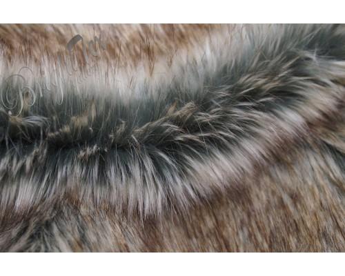 Искусственный мех «Волк»