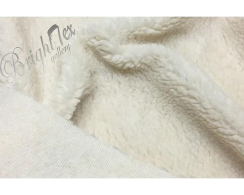 Мех «Овчина» с содержанием шерсти 15%