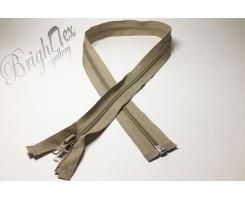Молния спираль р/м «Светло-Бежевый» 80 см
