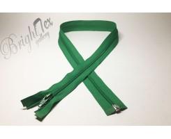 Молния спираль «Ярко-зеленый» 18 см
