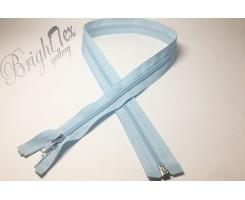 Молния спираль «Светло-голубой» 18 см