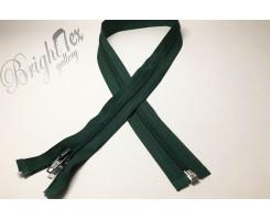 Молния спираль р/м «Темно-зеленый» 80 см