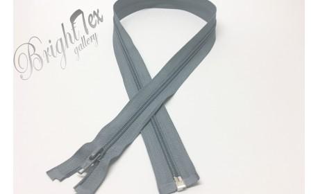 Молния спираль «Серый» 18 см