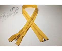 Молния спираль р/м «Желтый» 80 см
