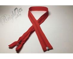 Молния спираль р/м «Красный» 80 см