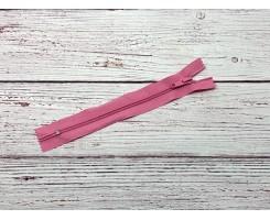 Молния спираль н/р Розовый 135 18 см Тип 5