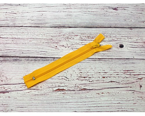 Молния спираль «Желтый» 18 см