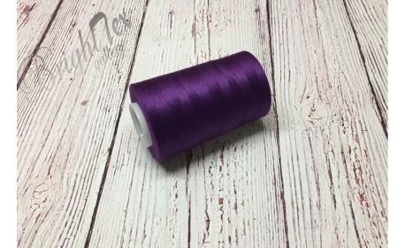 Нитки цвет фиолетовый