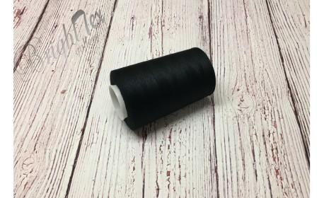 Нитки цвет «Чёрный»