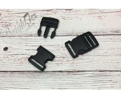 Фастекс «Черный» 40 мм