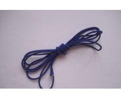 Резиночка шляпная Василёк 2.5мм