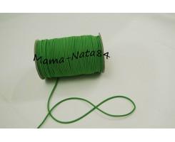 Резиночка шляпная Зеленое яблоко 3мм