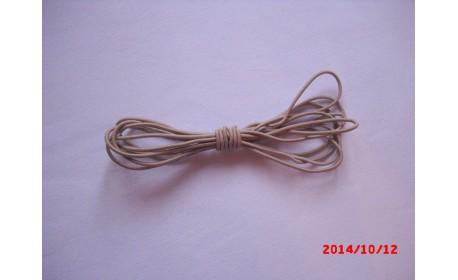 Резиночка шляпная Бежевый 3мм