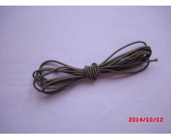 Резиночка шляпная Олива 3мм
