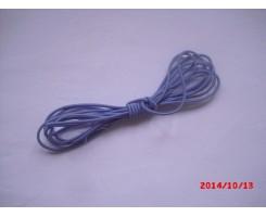 Резиночка шляпная Сирень 2 - 3мм