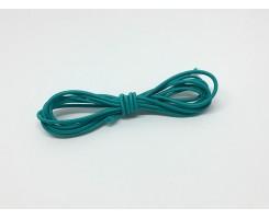 Резинка шляпная цвет Бирюза 2,5 мм