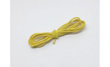 Резинка шляпная цвет Жёлтый 2,5 мм