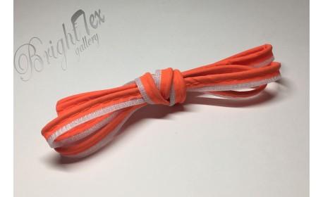 Кант светоотражающий 3мм Оранжевый