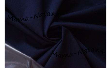 Мембранная ткань «Нордвик-темно синий»
