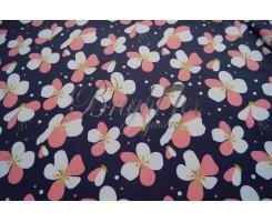 Мембранная ткань «Цветы»