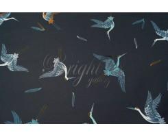 Мембранная ткань «Журавли»