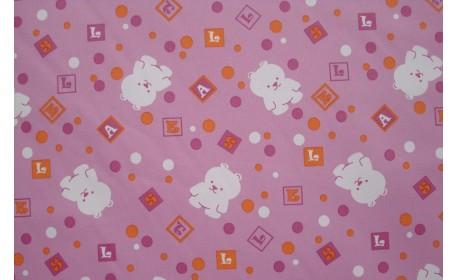 Мембранная ткань «Мишки»