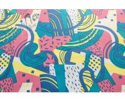 Мембранная ткань «Абстракция»