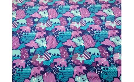Мембранная ткань «Северный медведь»