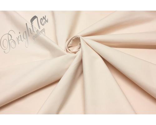 Курточная ткань «Глория» цвет Кремовый