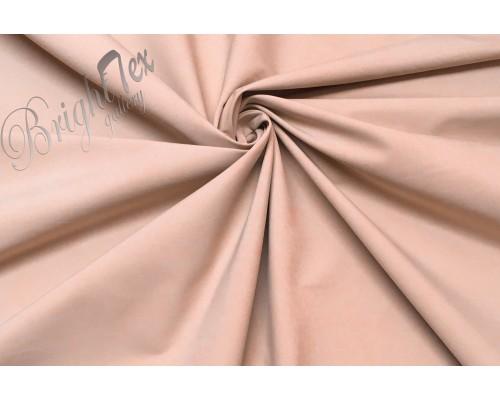 Курточная ткань «Глория» цвет Пудра