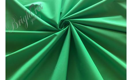Курточная ткань Таслан «Зелёное яблоко»