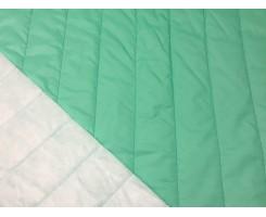 Курточная стёжка цвет «Мята»