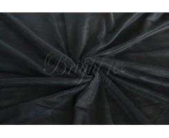 Сетка трикотажная «Черный»