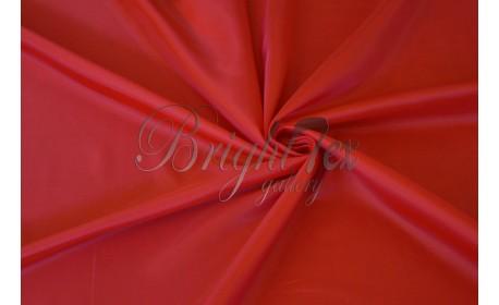 Таффета «Красный»
