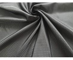 Подкладочная ткань поливискоза жаккард цвет Серый