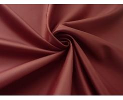 Подкладочная ткань «Твилл» цвет Бордо
