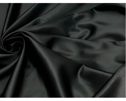 Подкладочная ткань «Твилл» цвет Черный
