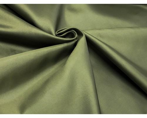 Подкладочная ткань «Твилл» цвет Олива
