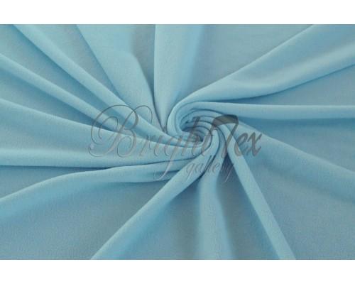 Флис «Светло-голубой»