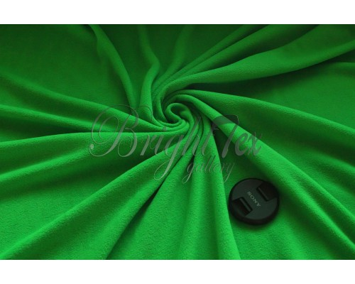 Флис «Зеленое яблоко»
